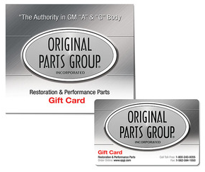 Why an OPGI Gift Card is the Perfect Gift