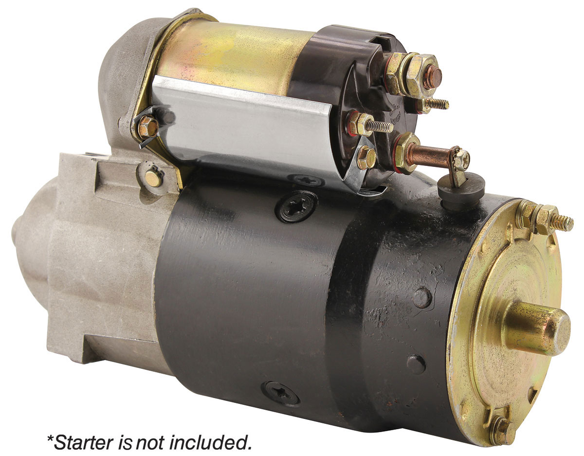 1964 73 Gto Starter Solenoid Heat Shield For Years 1964