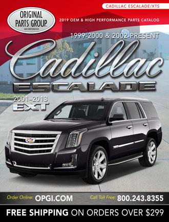 1999 Cadillac Escalade Brochure