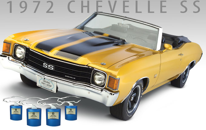 """OPGI Wins """"Best GM Restored Vehicle"""" at 2011 SEMA Show (For the 4th"""