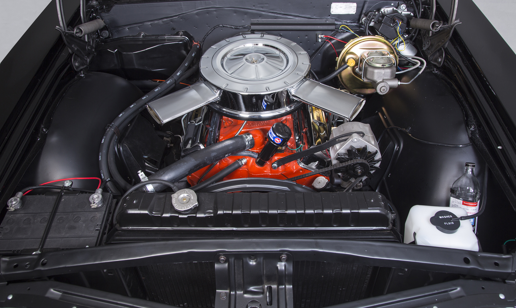 The Chevrolet 327 Engine