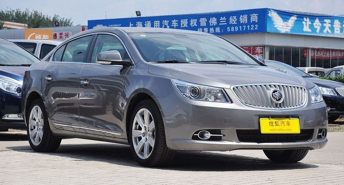Buick Is The Gest And Best Ing Brand In China