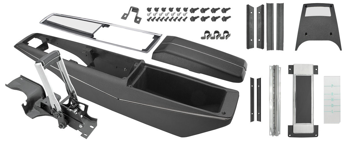 OPGI Console Kits 1966 to 1970 Chevelle