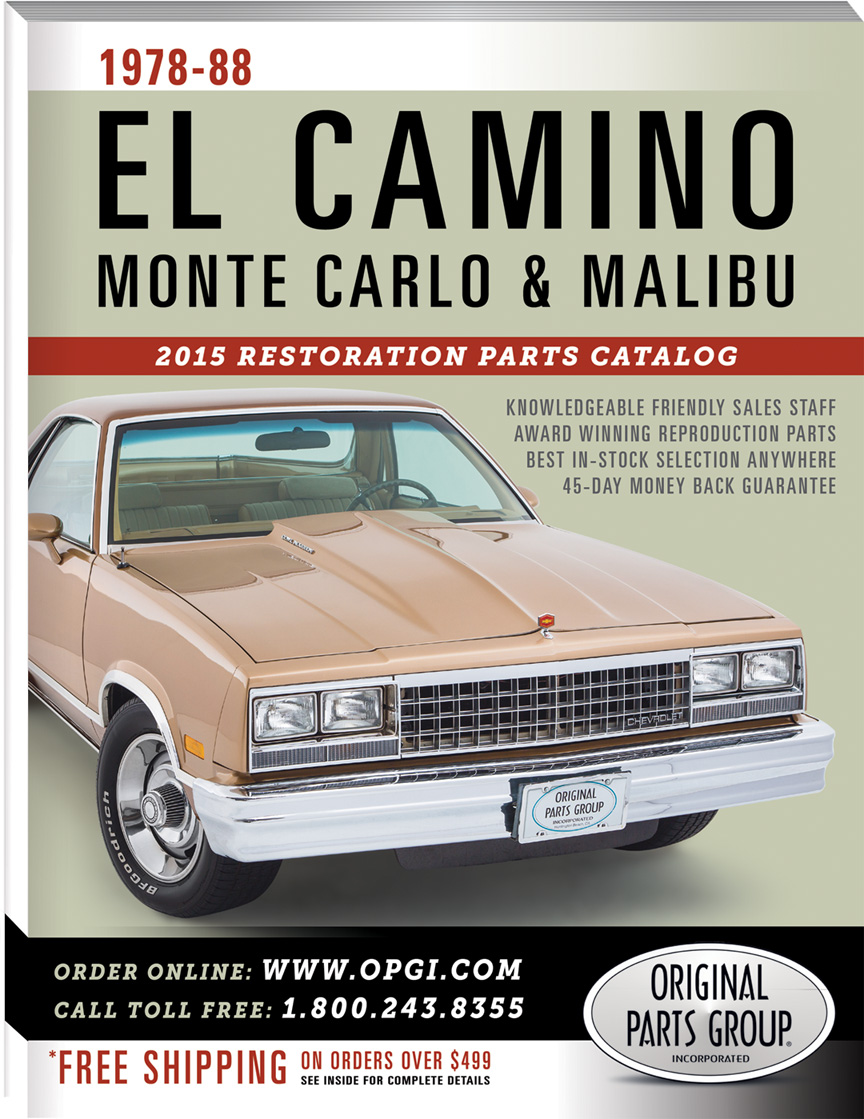 Showthread further Location Egr Valve 69265 also Vw 2 0 Fuel Injector Location as well 2015 Edition 1978 88 El Camino Monte Carlo Malibu Restoration Parts Catalog in addition Watch. on 03 chevy malibu engine
