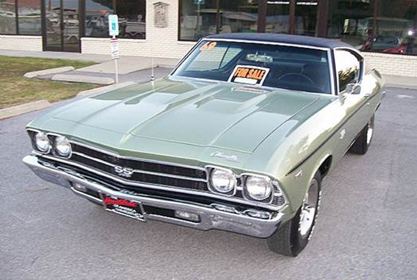 69 Chevelle for sale