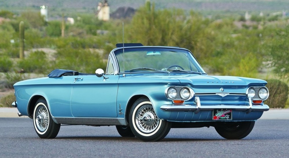 In Praise Of The 1960 1969 Corvair