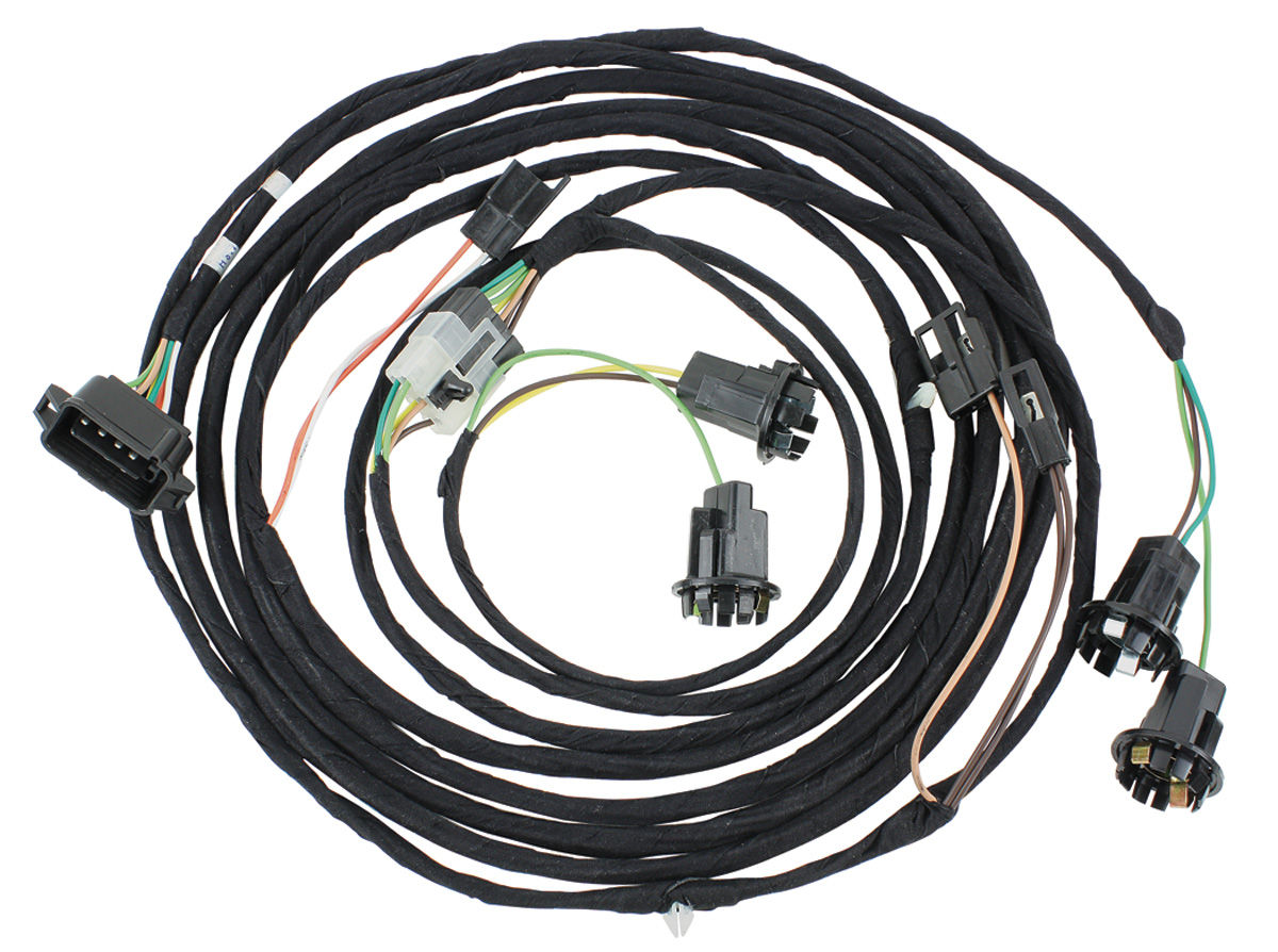 1980 el camino tail light wiring harness   40 wiring