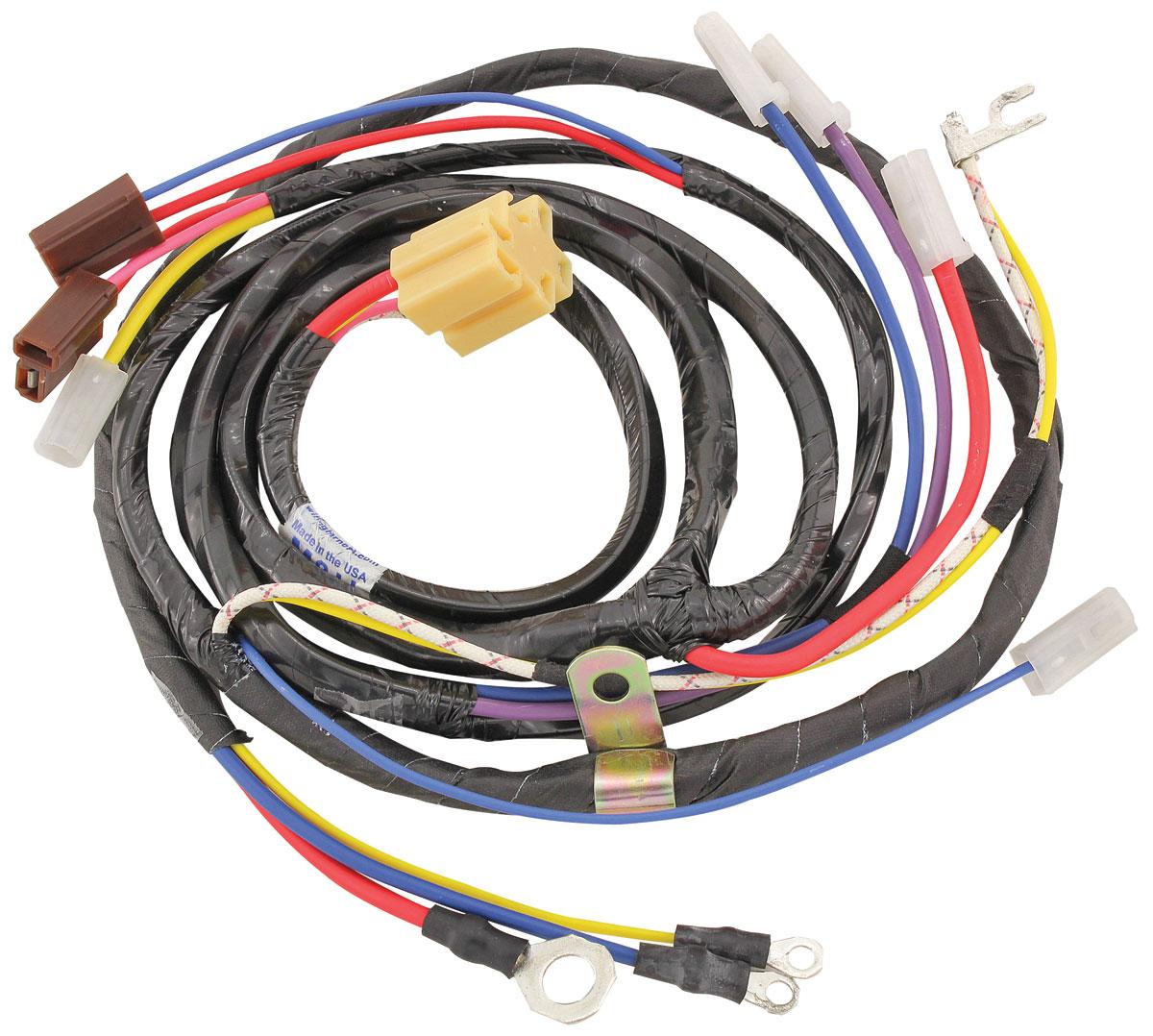 MH  Cadillac Engine Harness  OPGIcom - 1959 cadillac wiring harness