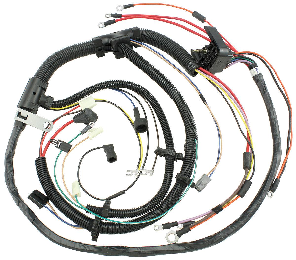 Wiring Harness 1970 El Camino : Cadillac speedometer transmission
