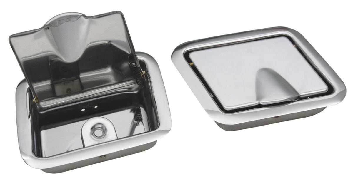 Restoparts 1964 67 chevelle armrest ash tray rear coupe opgi com