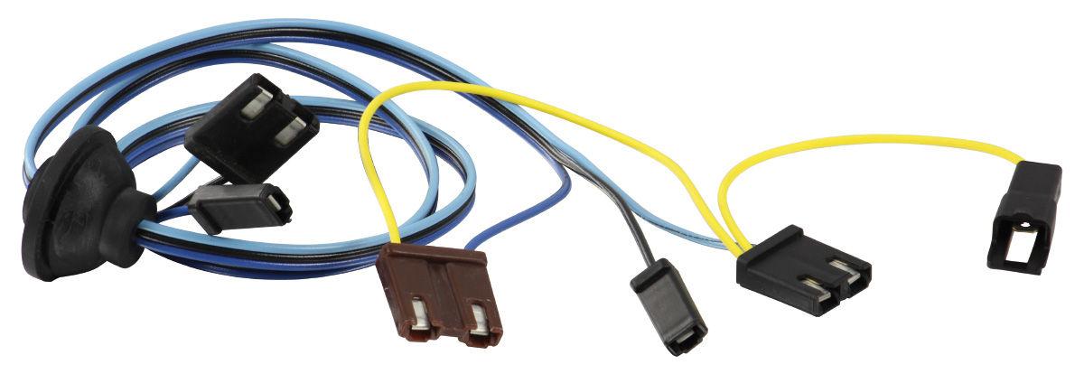 1965 chevelle wiper motor wiring harness