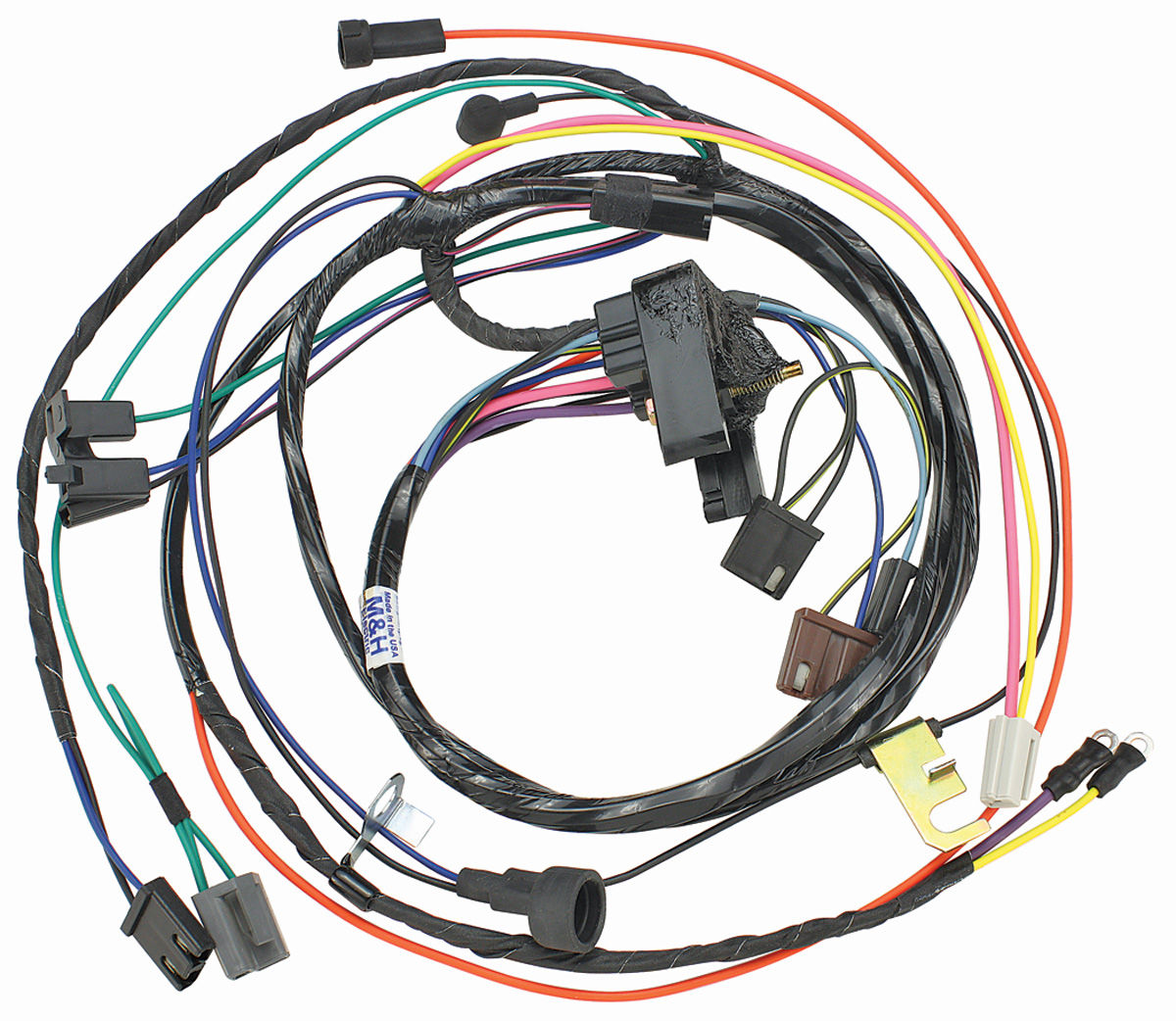 1972 Chevelle Engine Wiring Harness Example Electrical