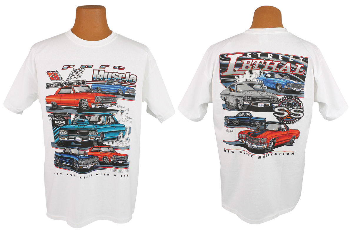 Hot Rods Plus Pure Muscle Street Lethal Chevelle Amp El