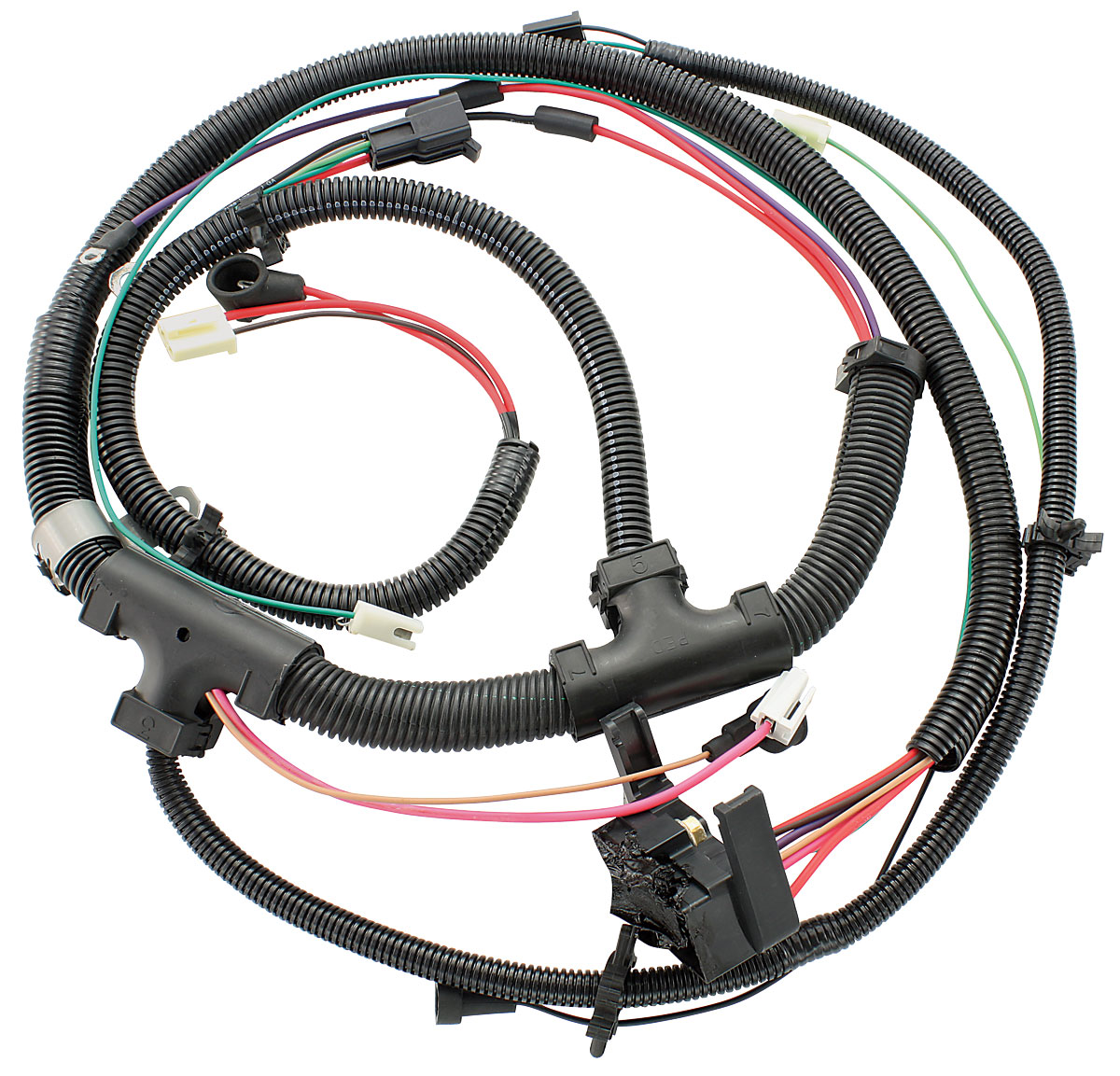 41557 lrg m&h 1978 monte carlo engine harness 305 w o california emissions monte carlo wiring harness at bayanpartner.co