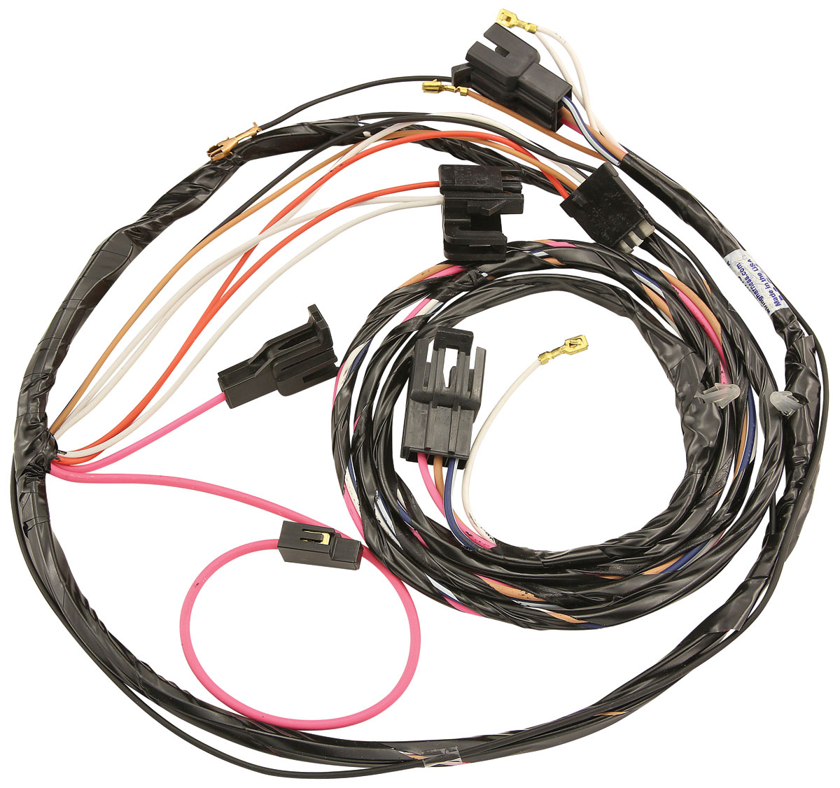 m&h 1978-1982 el camino power window harness underdash ... 1980 el camino wiring harness #6