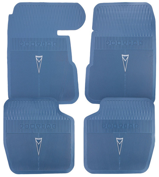 Floor Mats Pontiac Factory Grand Prix Fits 1962 63 Grand