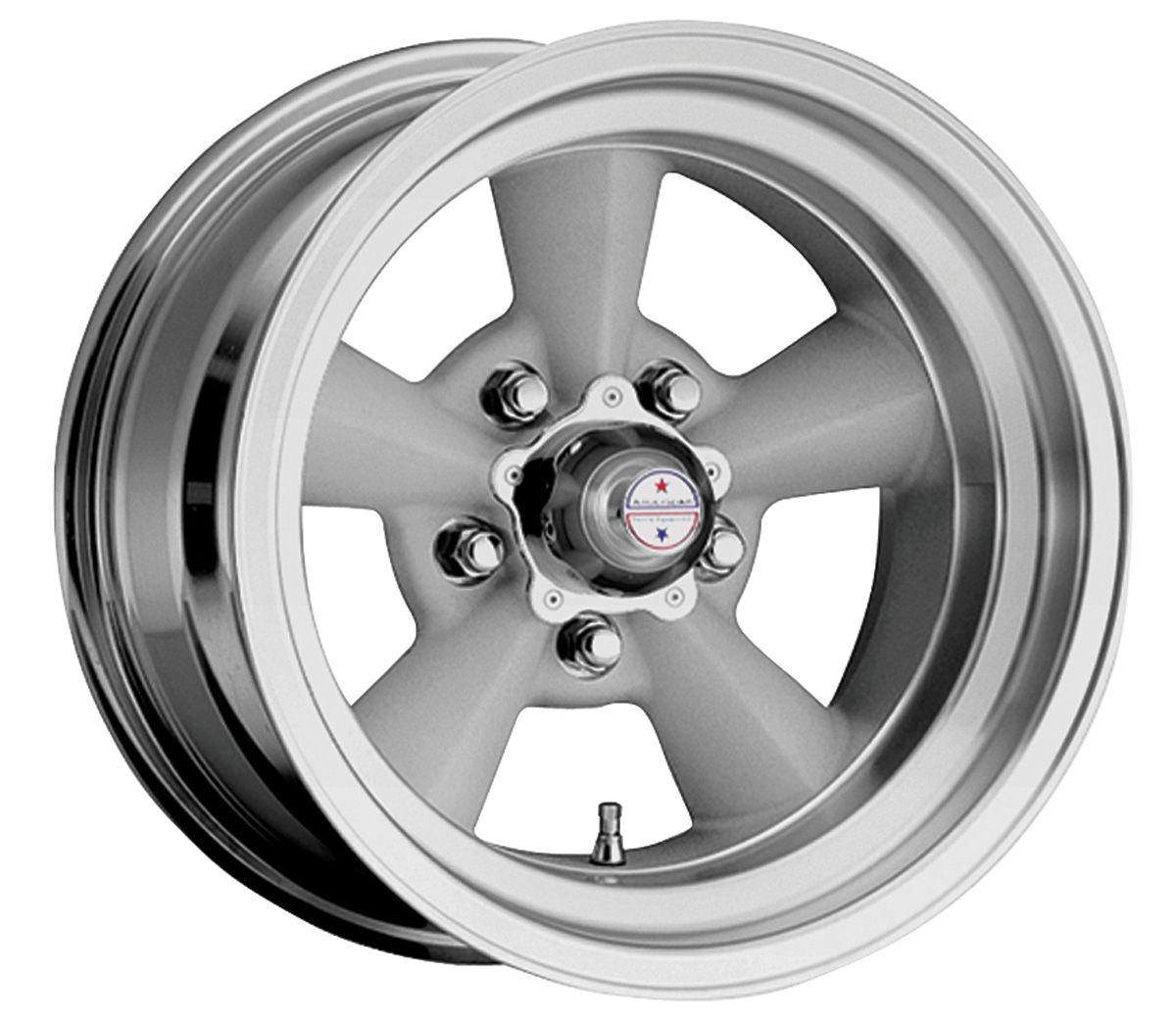 American Racing Cutlass 442 Wheel Torq Thrust Original 15