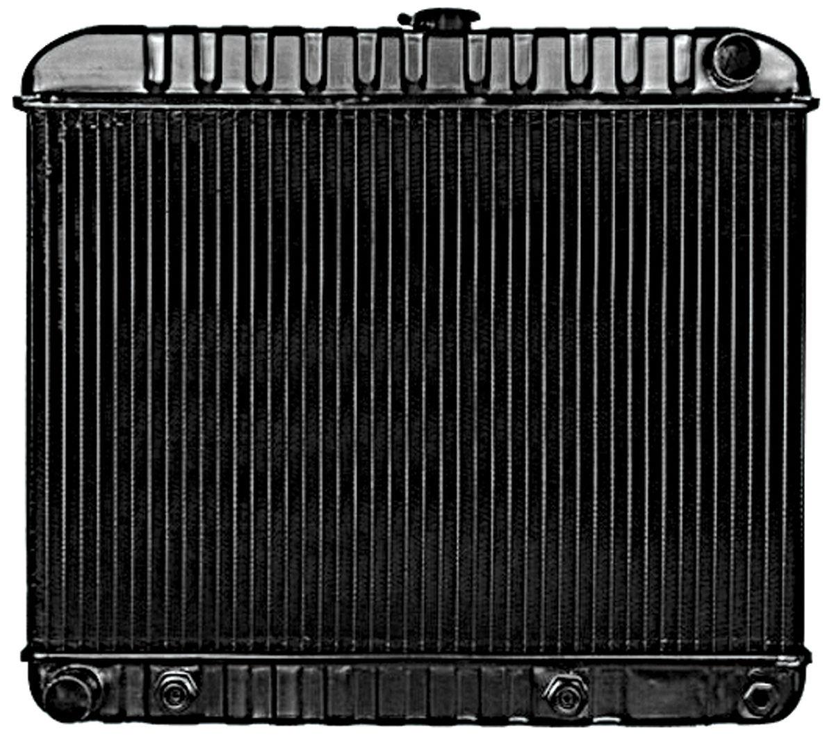 342 Best Images About Buick Riviera 1963 1964 1965 On: U.S. Radiator 1963-65 Riviera Radiator, Original Style