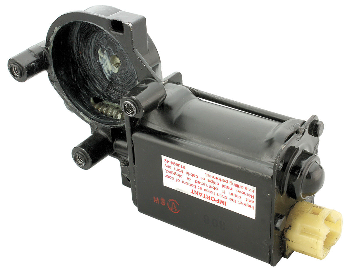 El Camino Window Motor, Power (Front) 2-dr. Fits 1978 El ...