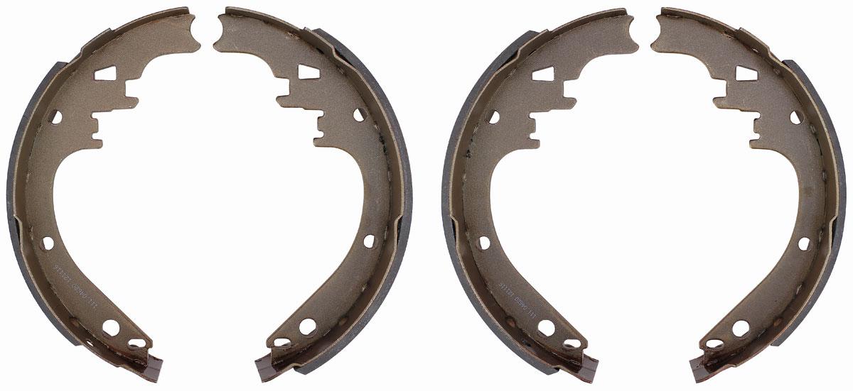 Chevelle Brake Shoes Drum Rear 11 Quot X 2 Quot Fits 1973 77