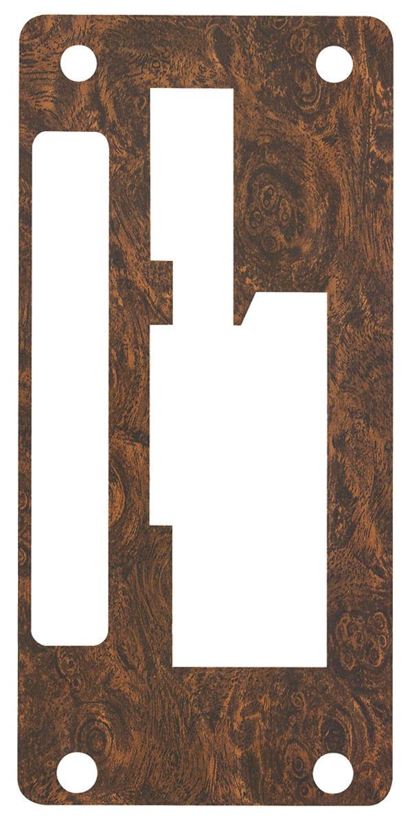 Console Insert, Wood Grain Premium Hurst/Olds