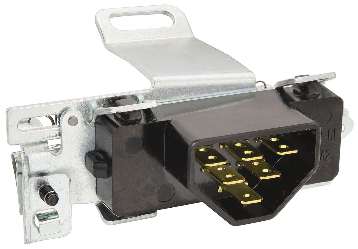 M&H 1965-66 Bonneville Turn Signal & Hazard Light Switch Assembly w/Tilt  Wheel @ OPGI.com