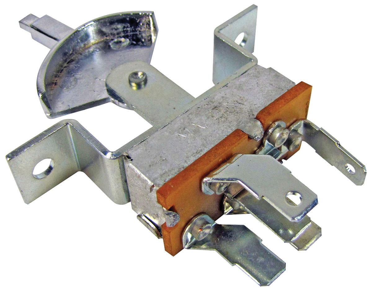 General Motors Cutlass 442 Blower Motor Switch 5 Prong