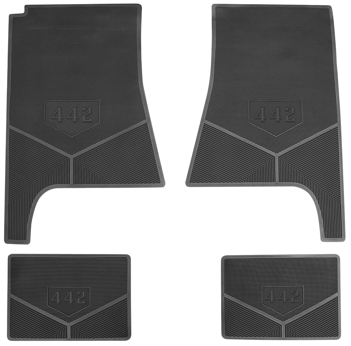 Legendary Auto Interiors 1969 72 Cutlass Floor Mats