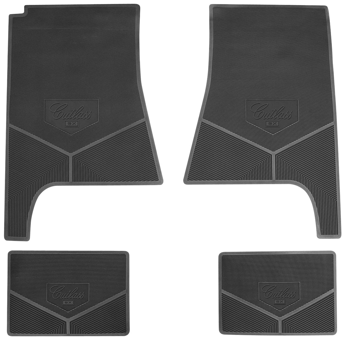 Legendary Auto Interiors 1971 Cutlass 442 Floor Mats