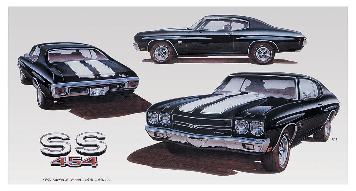 poster  1970 limited edition chevelle   opgi com