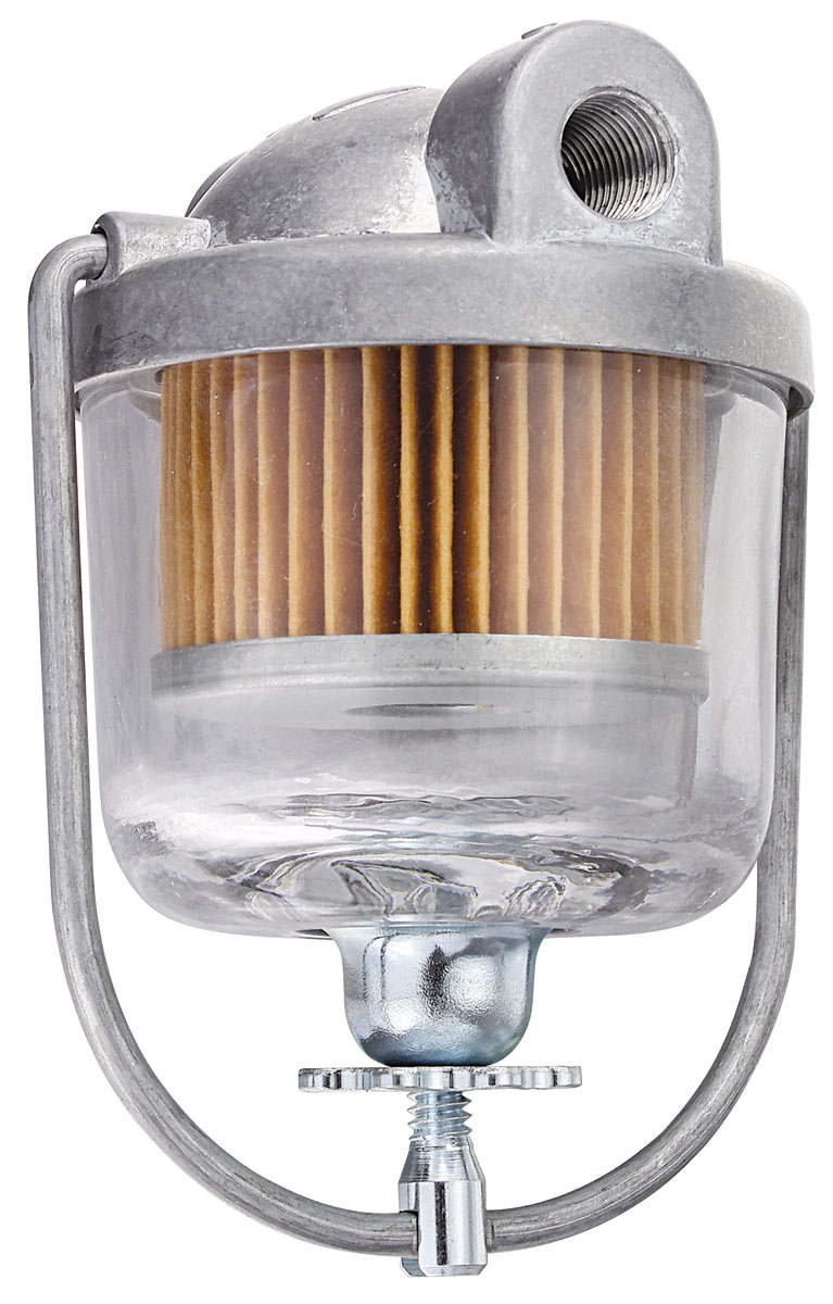 1954-67 Eldorado Fuel Filter Assembly w/o AC