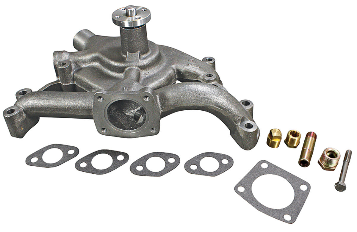 Ce Lrg on Cadillac Deville Water Pump