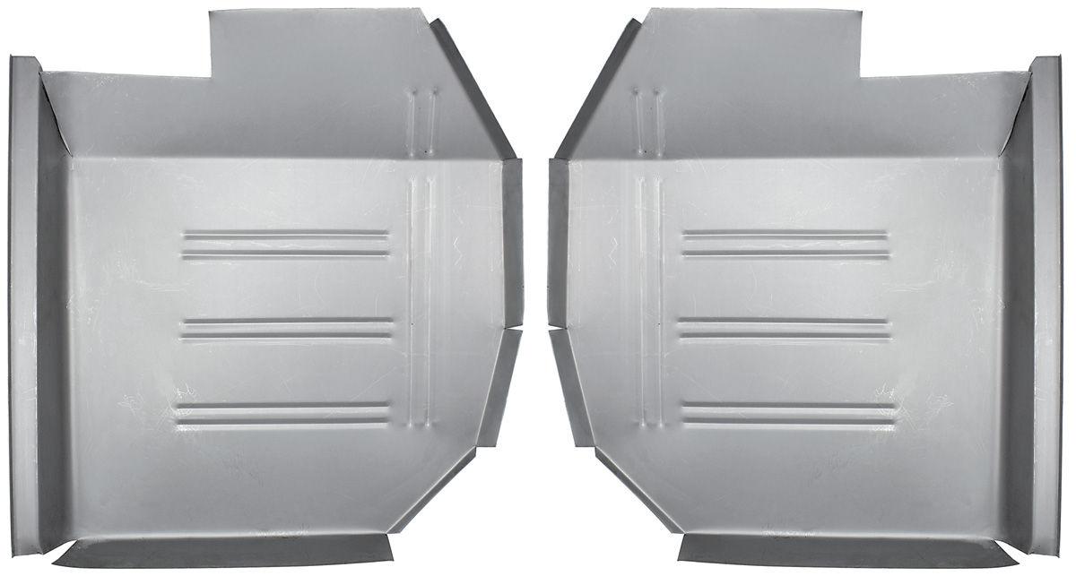 1957 58 Eldorado Floor Pans Steel Rear Opgi Com