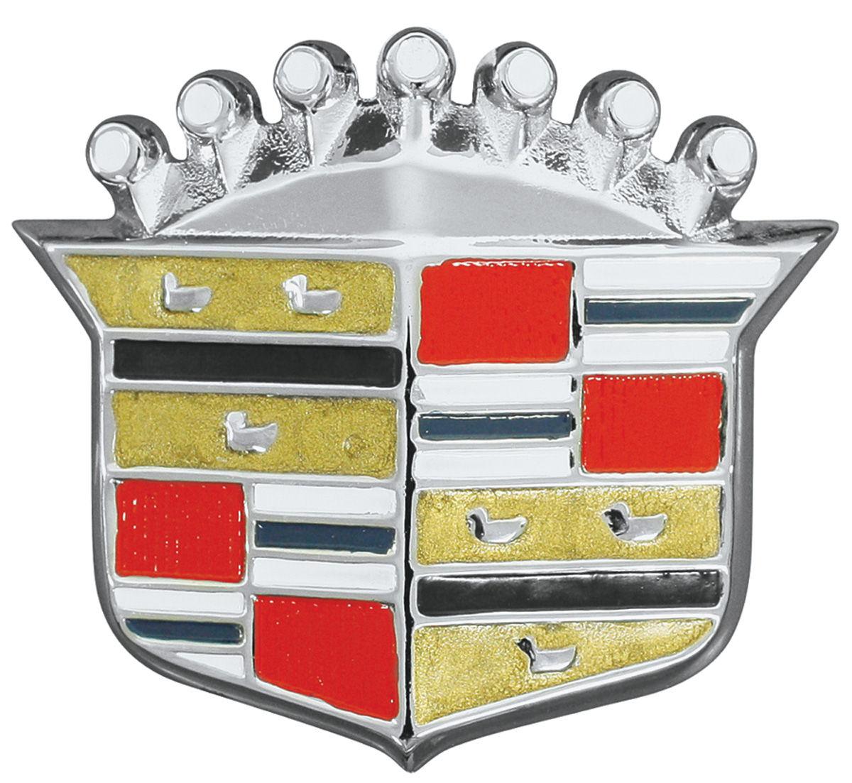 Eldorado Hood Emblem 1969 Crest Opgi Com