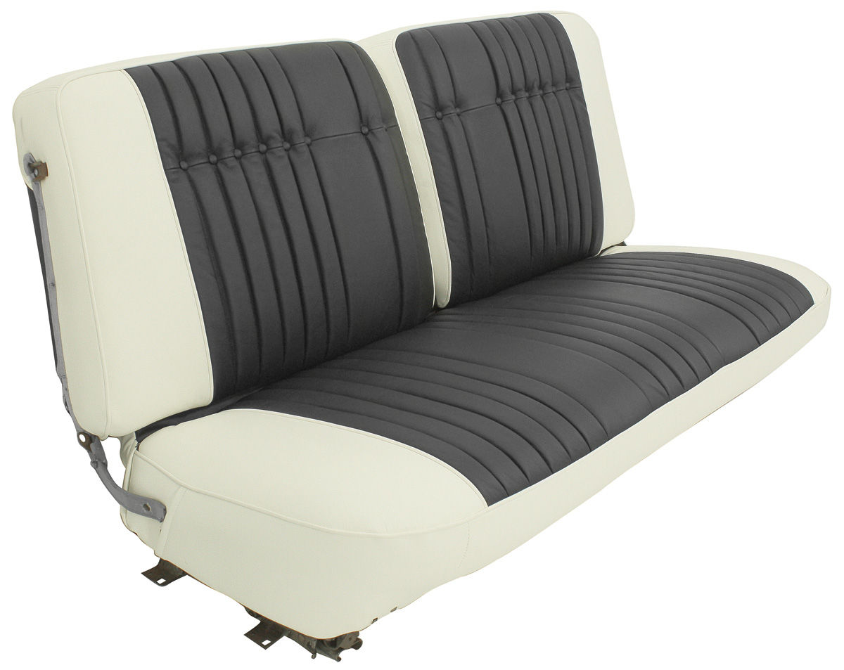 Distinctive Industries Cadillac Seat Upholstery 1960