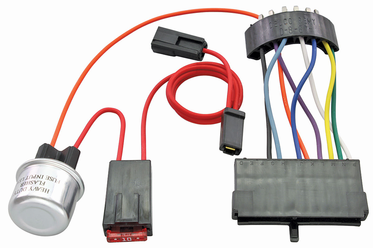 CH20233 lrg ididit 1964 66 chevelle steering column accessory hardware wiring ididit wiring harness at metegol.co