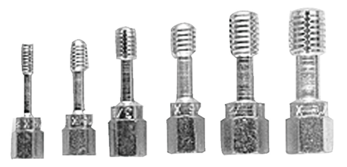 Thread Restorer Tap Sets    coarse thread