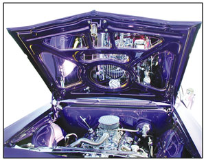 1968 69 Chevelle Hood Mirror Assembly Custom Opgi Com