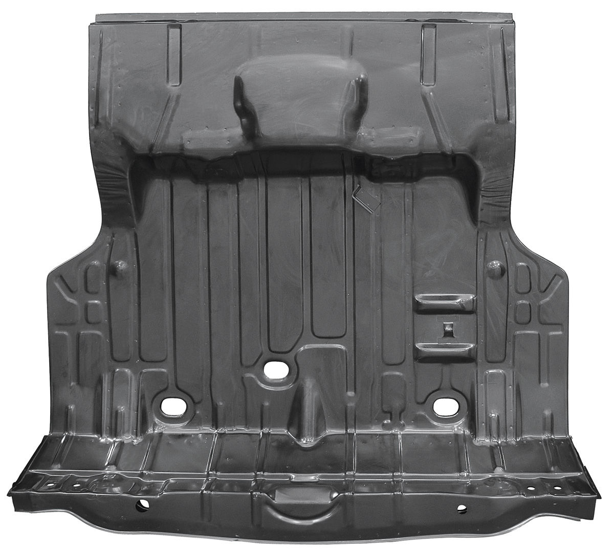 Restoparts Chevelle Trunk Floor Complete Fits 1970