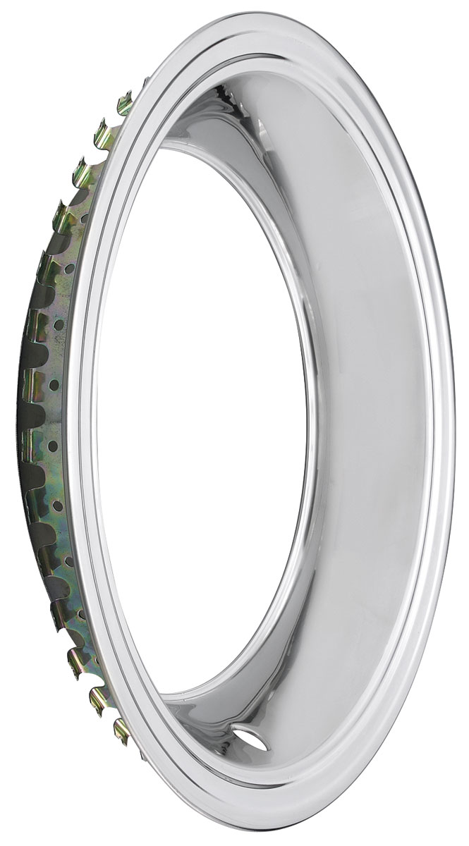 Specialty Wheel El Camino Wheel Trim Ring Square Lip 15 Quot X
