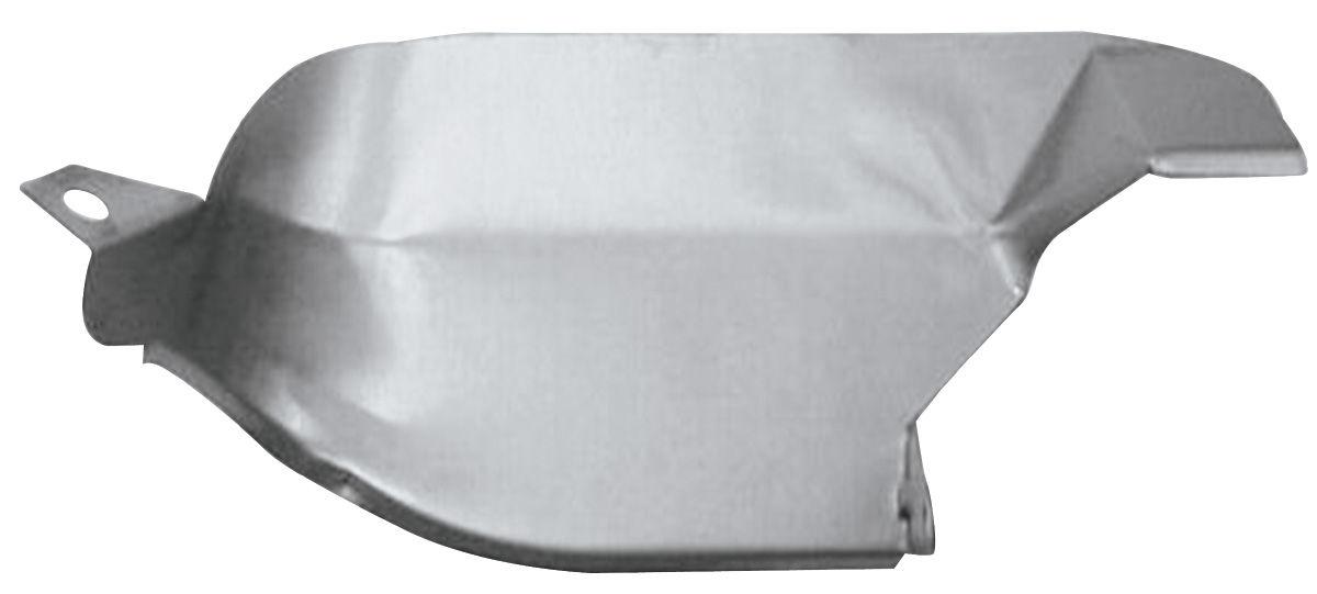 Chevelle Starter Heat Shield 1965 72 Big Block 1st Design