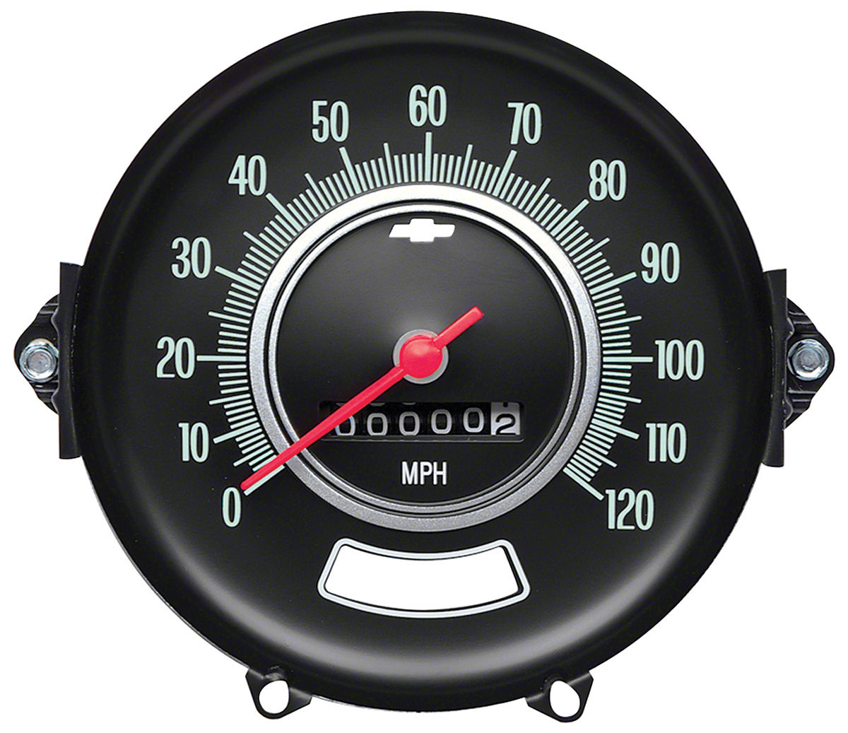 Chevelle Speedometer W O Speed Warning Fits 1969 Chevelle