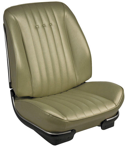 Tmi Sport Seats Front Bucket Upholstery And Foam Fits 1968