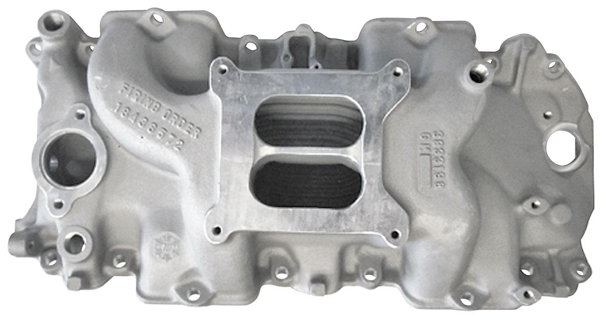 Intake Manifold, 1968-69 Chevrolet 396/427 Aluminum