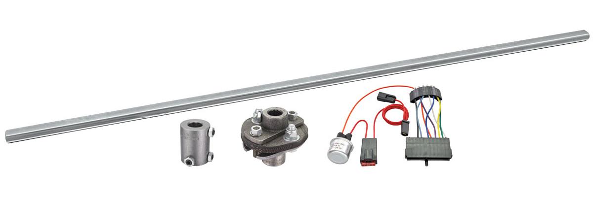 Gto Steering Column Installation Kit Manual 3  4 U0026quot