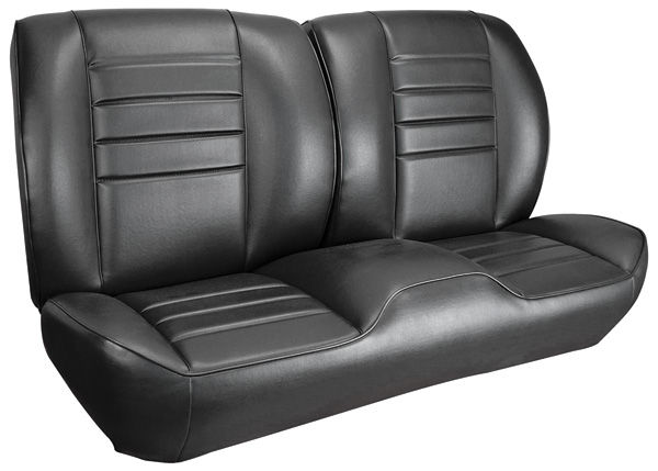 Tmi 1965 El Camino Sport Seats Front Bench Upholstery And Foam