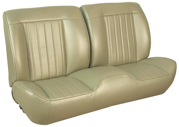 Tmi Chevelle Sport Seats Front Bench Upholstery And Foam