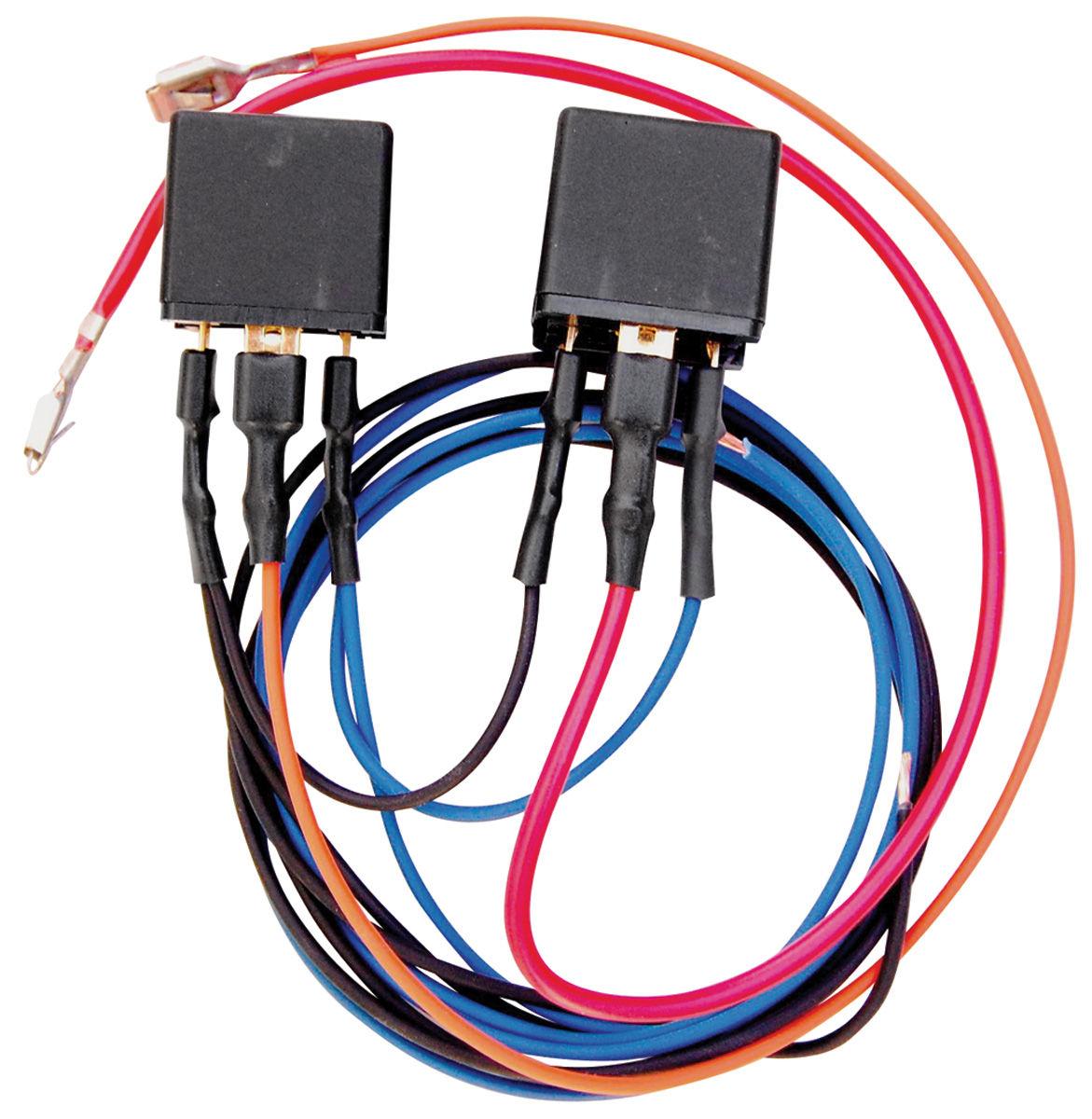 Enjoyable Revolution Electronics Headlight Auto Off Relay Kit Fits 1964 77 Wiring 101 Olytiaxxcnl