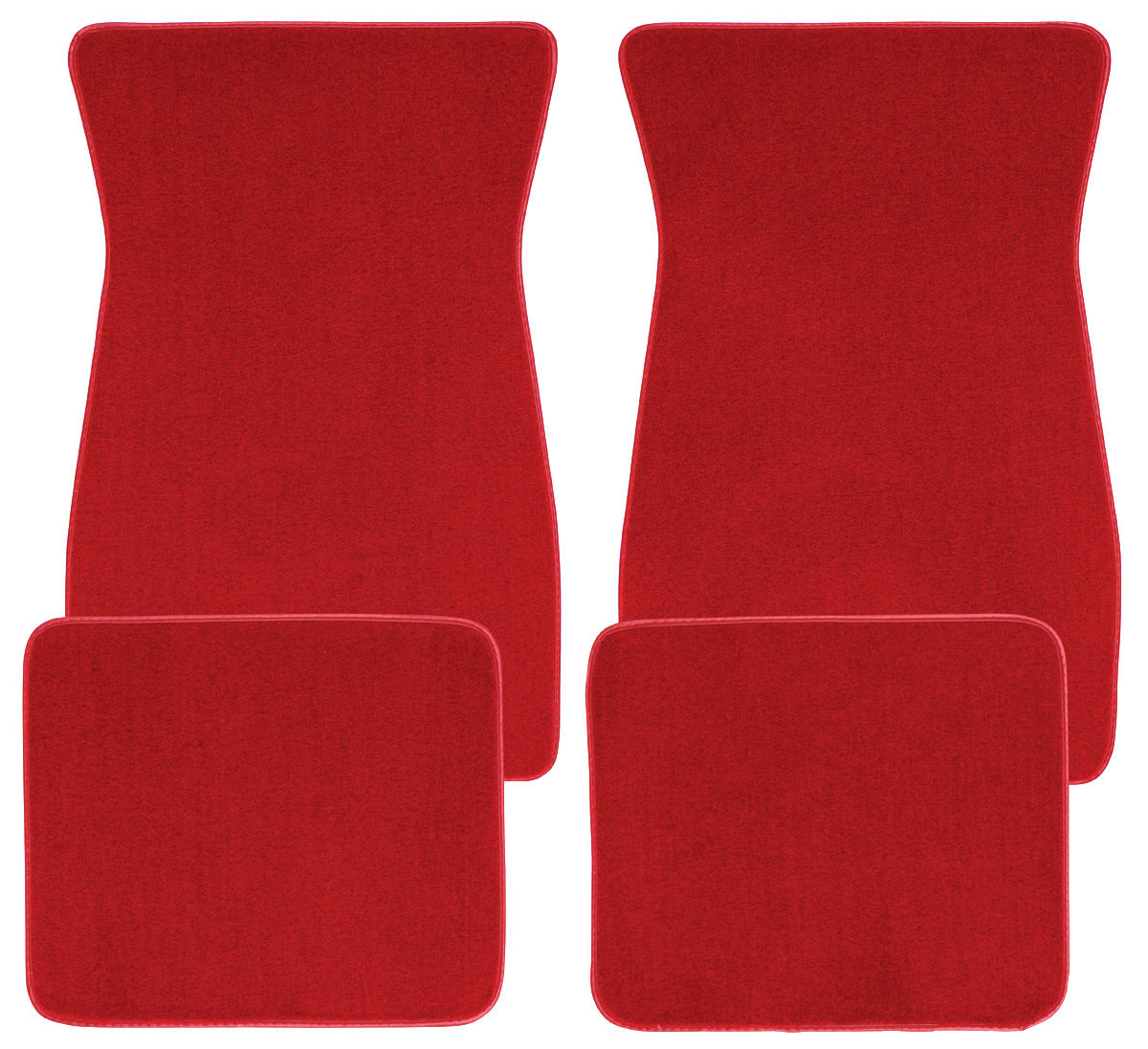 1978 88 Monte Carlo Floor Mats Carpet Matched Oem Style