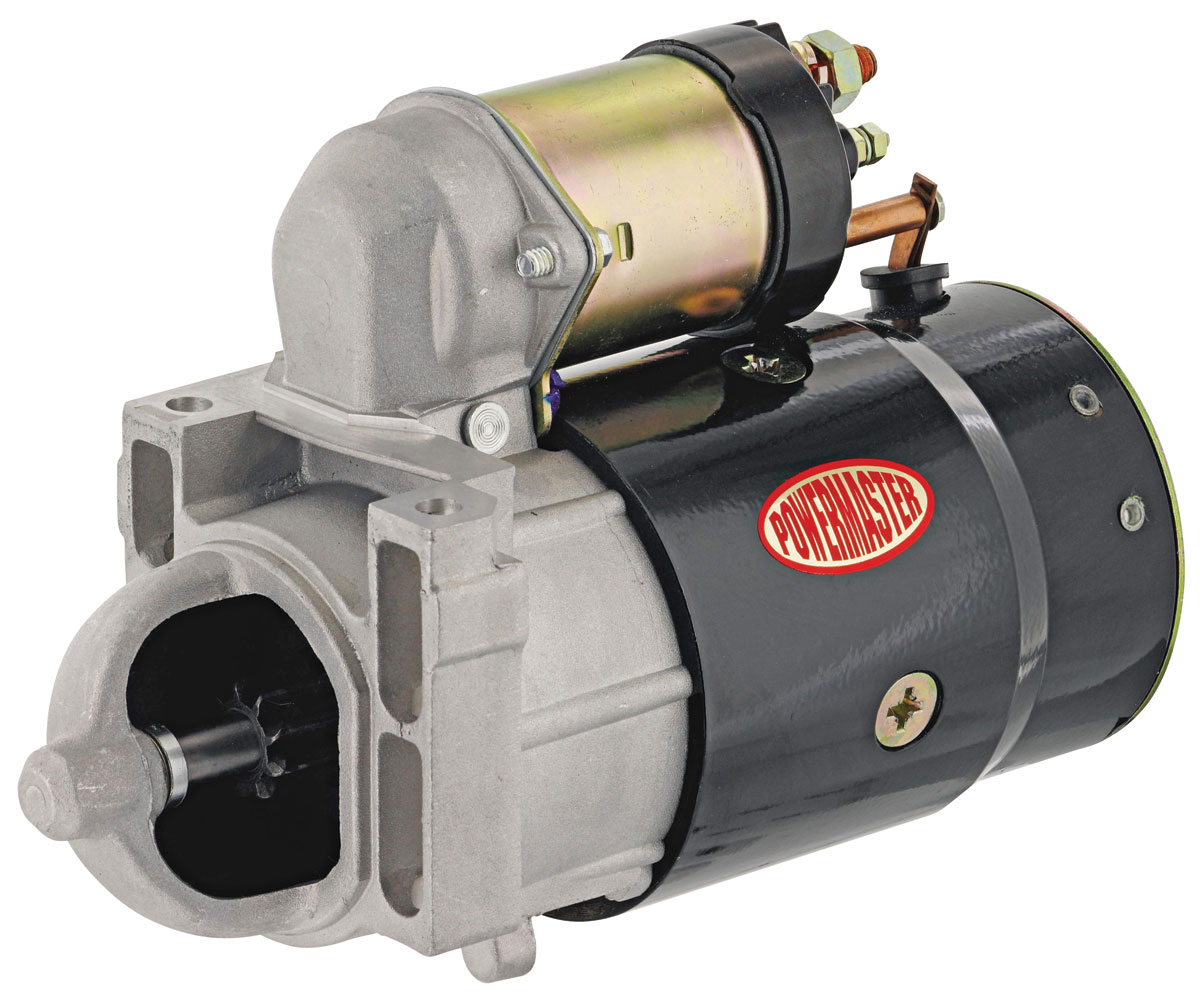 Powermaster Gto Starter Stock Replacement Fits 1965 73